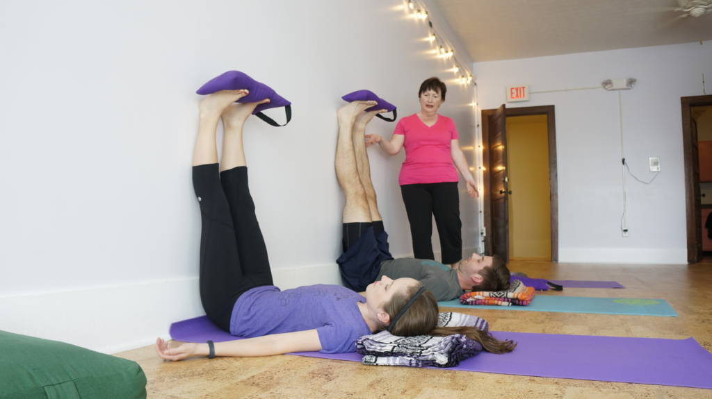 Be Happy Yoga offers over 50 classes per month; ranging from beginner classes to intense yoga training. Check each class to see what fits you best!