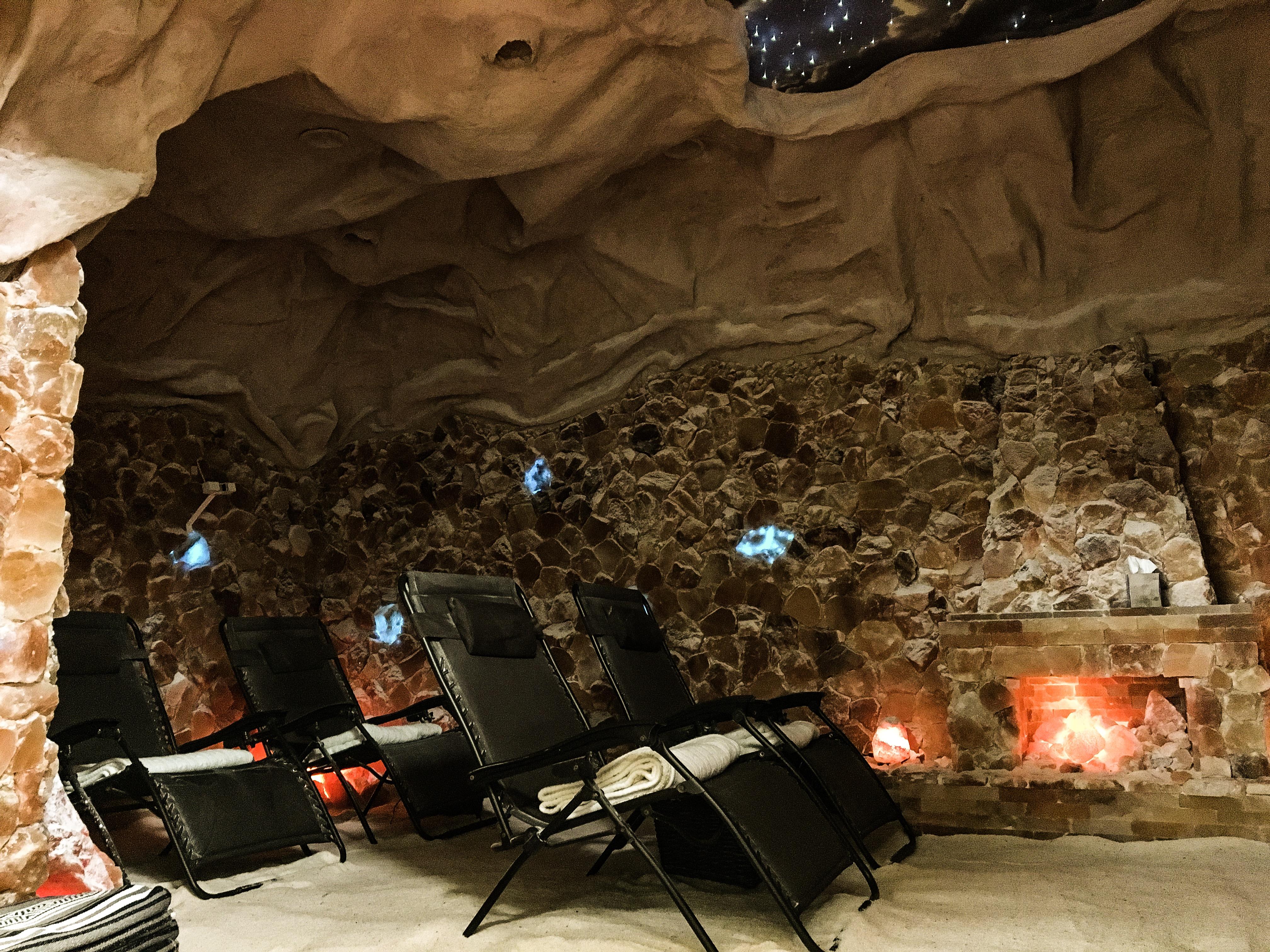 Be Happy Salt Cave